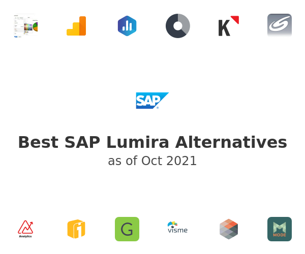 Best SAP Lumira Alternatives