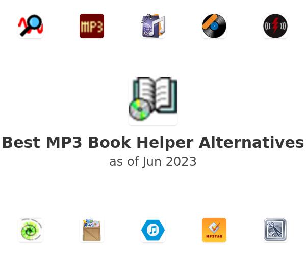 Best MP3 Book Helper Alternatives
