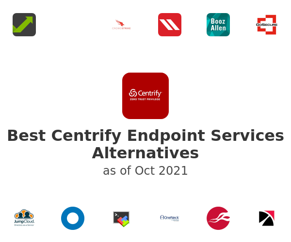 Best Centrify Endpoint Services Alternatives