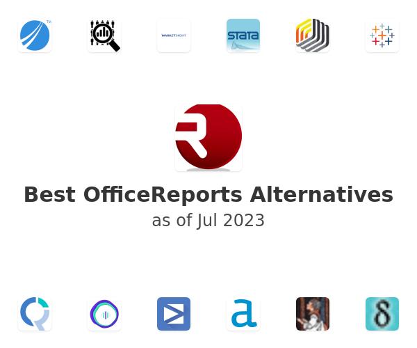 Best OfficeReports Alternatives