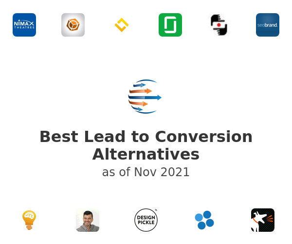 Best Lead to Conversion Alternatives