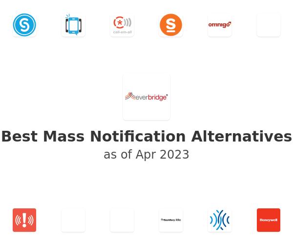 Best Mass Notification Alternatives