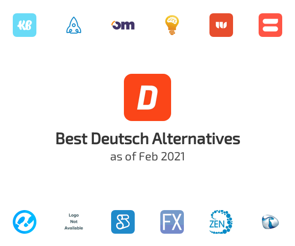 Best Deutsch Alternatives