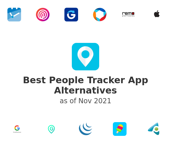 Best People Tracker App Alternatives