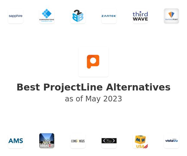 Best ProjectLine Alternatives