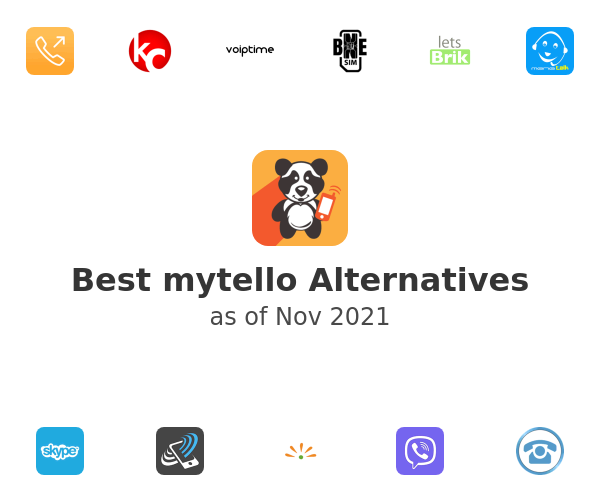 Best mytello Alternatives