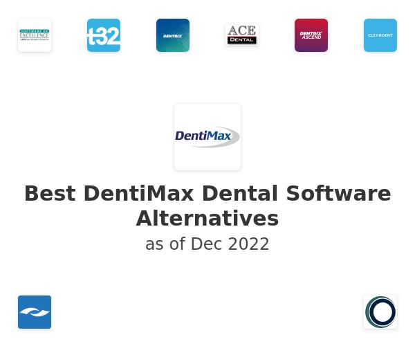 Best DentiMax Dental Software Alternatives
