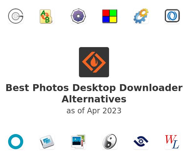 Best Photos Desktop Downloader Alternatives