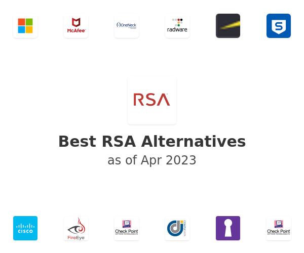 Best RSA Alternatives
