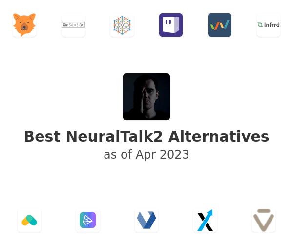 Best NeuralTalk2 Alternatives