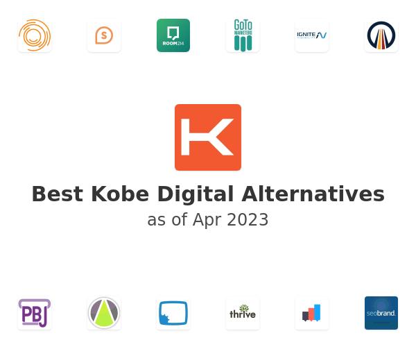 Best Kobe Digital Alternatives