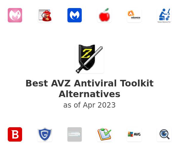 Best AVZ Antiviral Toolkit Alternatives