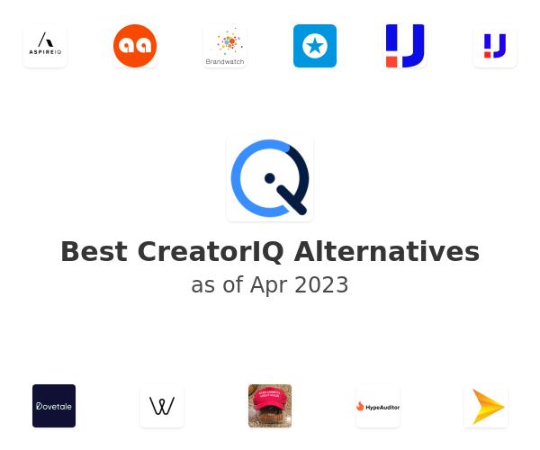 Best CreatorIQ Alternatives
