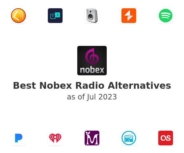 Best Nobex Radio Alternatives