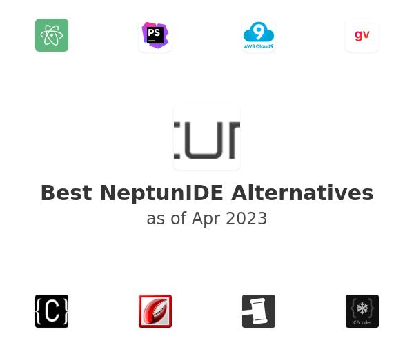 Best NeptunIDE Alternatives
