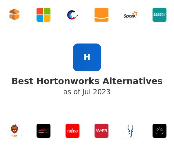 Best Hortonworks Alternatives