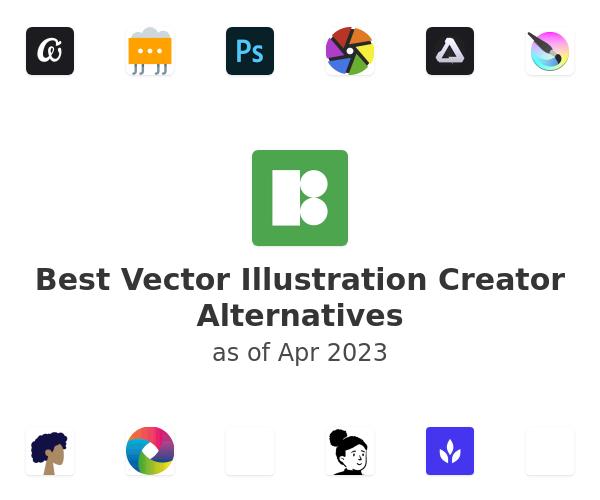 Best Vector Illustration Creator Alternatives