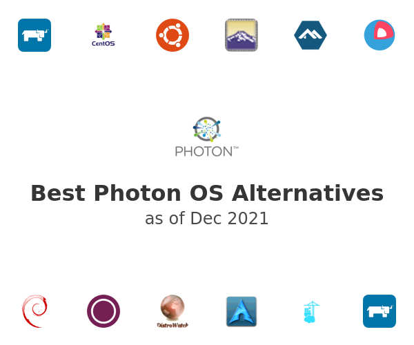 Best Photon OS Alternatives