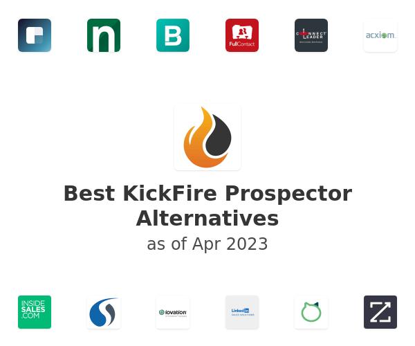 Best KickFire Prospector Alternatives