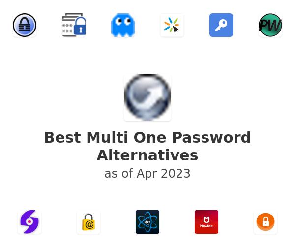 Best Multi One Password Alternatives