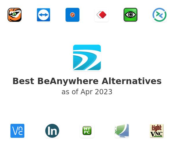Best BeAnywhere Alternatives