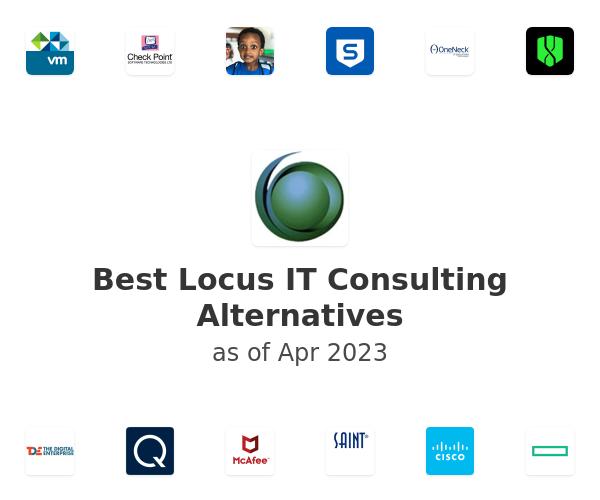 Best Locus IT Consulting Alternatives