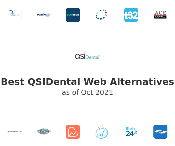 Best QSIDental Web Alternatives