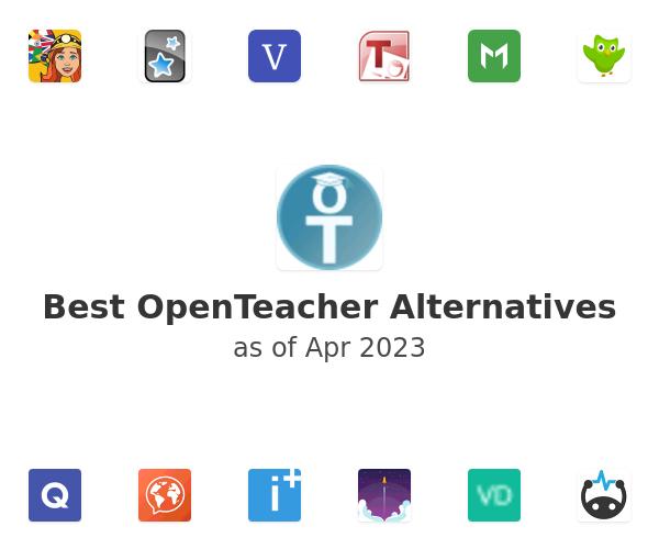 Best OpenTeacher Alternatives