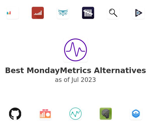 Best MondayMetrics Alternatives