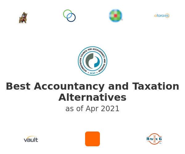Best Accountancy and Taxation Alternatives