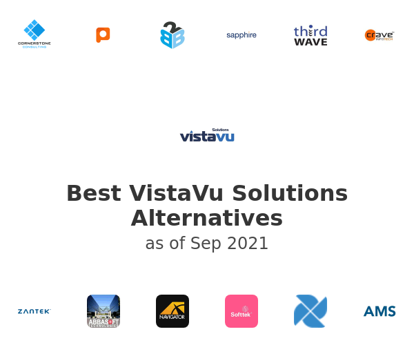 Best VistaVu Solutions Alternatives