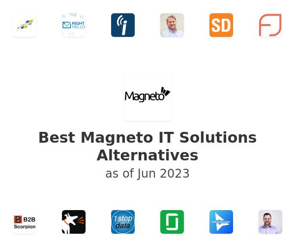 Best Magneto IT Solutions Alternatives