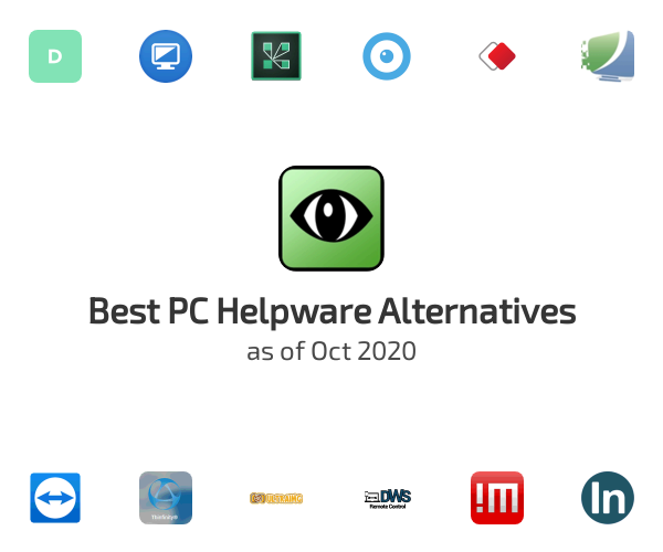 Best PC Helpware Alternatives