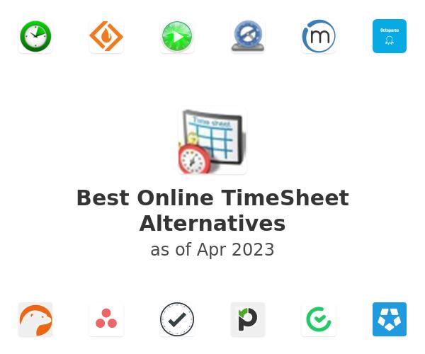 Best Online TimeSheet Alternatives