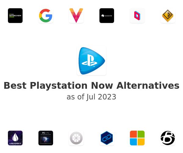Best Playstation Now Alternatives