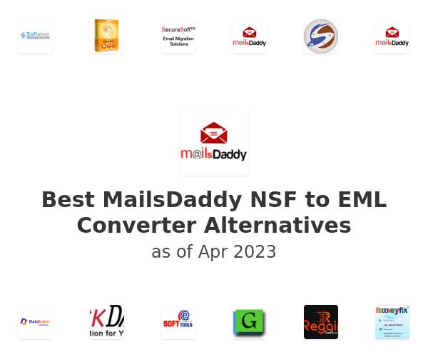 Best MailsDaddy NSF to EML Converter Alternatives