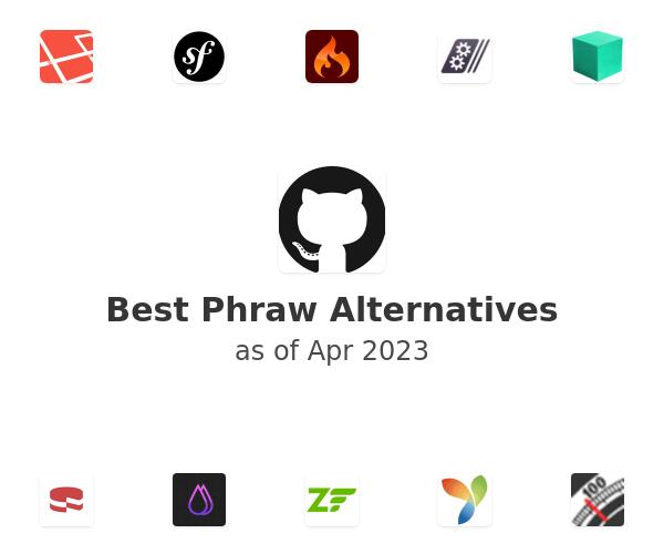 Best Phraw Alternatives