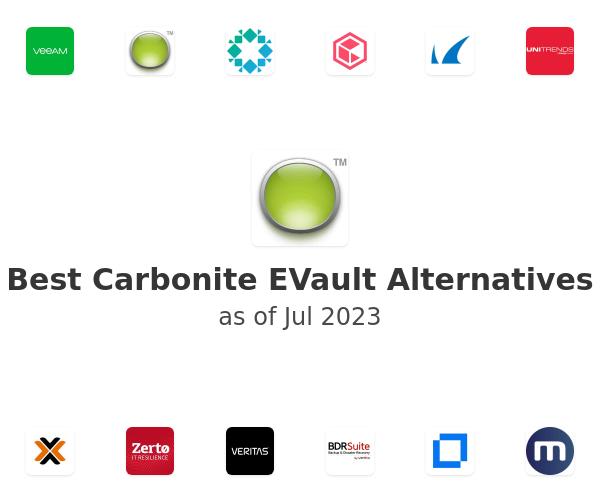 Best Carbonite EVault Alternatives