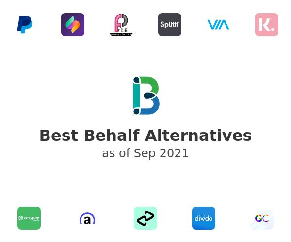 Best Behalf Alternatives