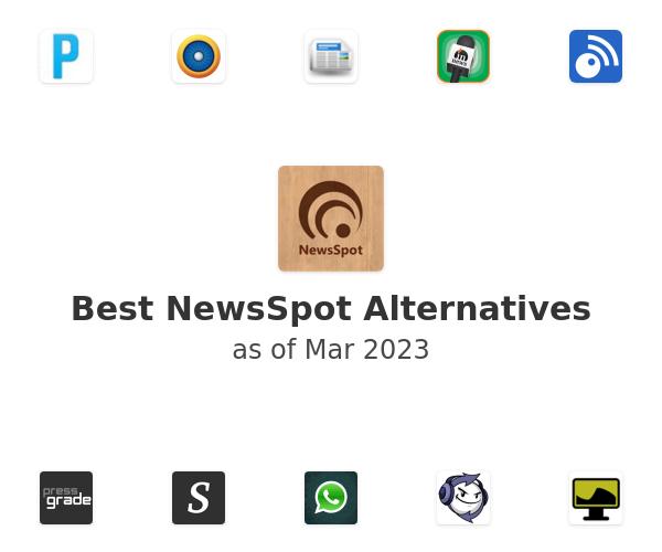 Best NewsSpot Alternatives