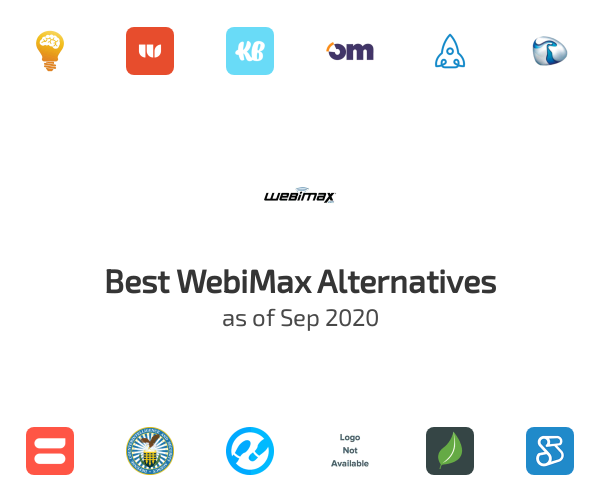 Best WebiMax Alternatives