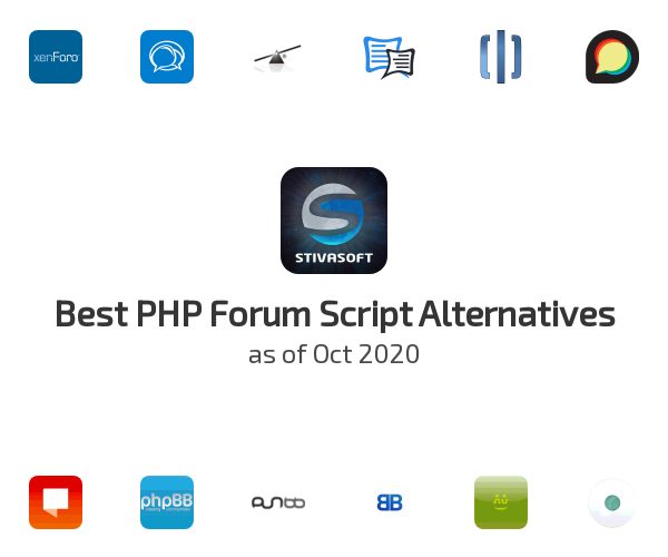 Best PHP Forum Script Alternatives