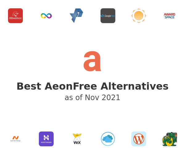 Best AeonFree Alternatives