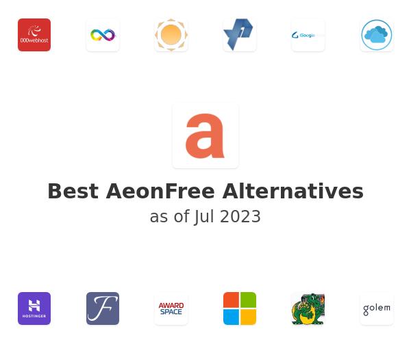 Best AeonFree Alternatives