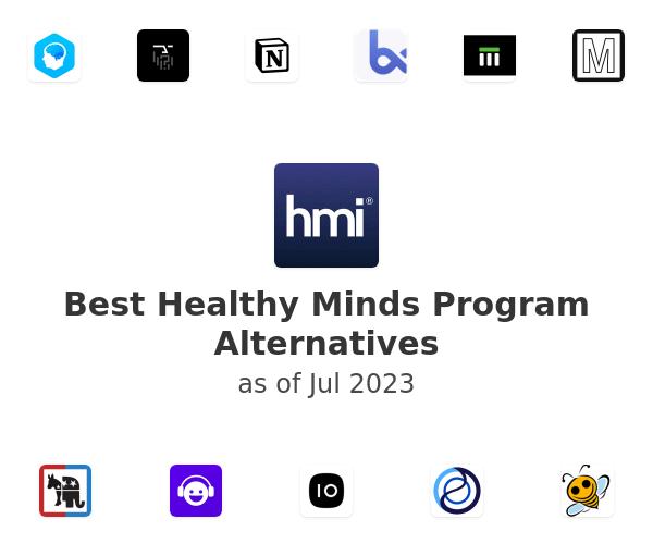 Best Healthy Minds Program Alternatives