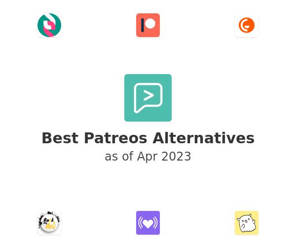 Best Patreos Alternatives