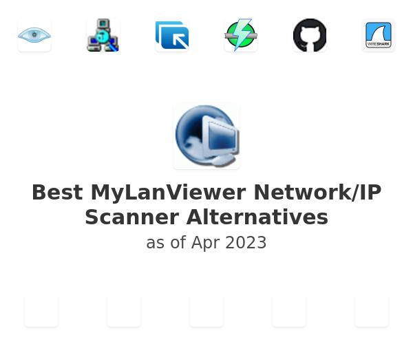 Best MyLanViewer Network/IP Scanner Alternatives