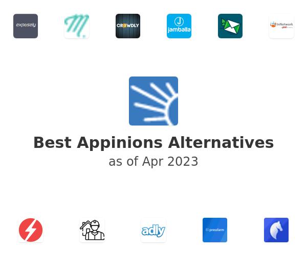 Best Appinions Alternatives