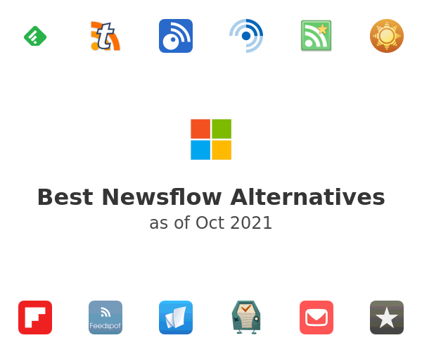 Best Newsflow Alternatives