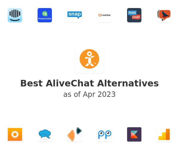 Best AliveChat Alternatives